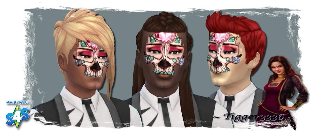 Unisex Face Paint